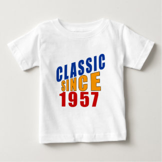 Classic Since 1957 Baby T-Shirt