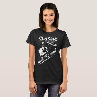 Classic Since 1958-Still Rockin' T-Shirt