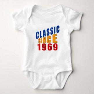 Classic Since 1969 Baby Bodysuit