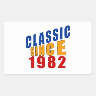 Classic Since 1982