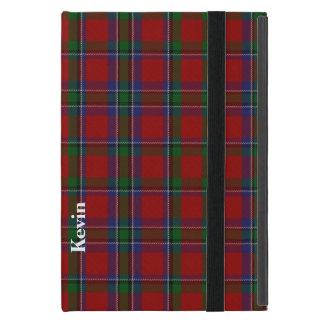Classic Sinclair Tartan Plaid iPad Mini Case