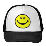 Classic Smiley Face Hat