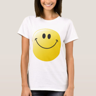 Classic Smiley Face T-Shirt