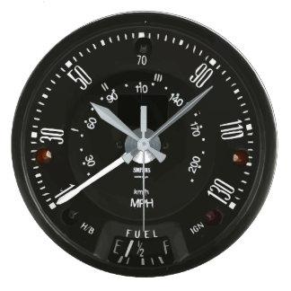 Classic Smiths Speedo Clock