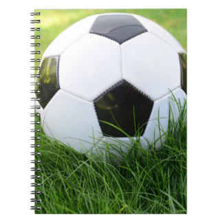 Classic Soccer Ball Notebooks