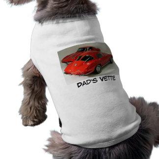 Classic Split Window Cars Dog Tee