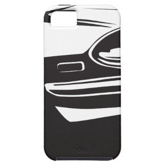 Classic Stag detail iPhone 5 Cover