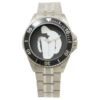 Classic Stainless Steel watch