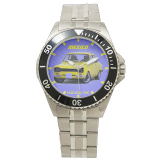 Classic Stainless Steel with Stainless Steel watch