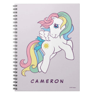 Classic Starshine | I Want A Pony Notebooks