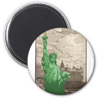 Classic Statue of Liberty Magnet