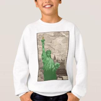 Classic Statue of Liberty Sweatshirt