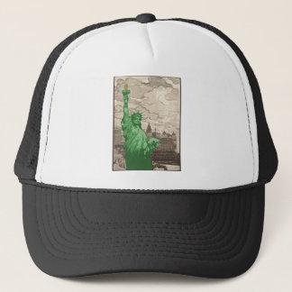 Classic Statue of Liberty Trucker Hat