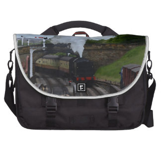 Classic Steam Train Bag For Laptop