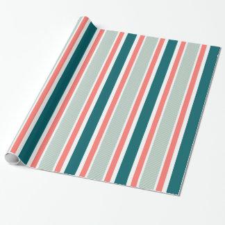 Classic Striped Blue & Red