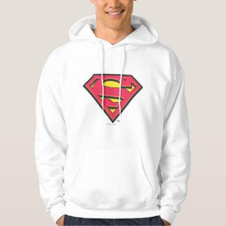 Classic Superman Logo Hoody
