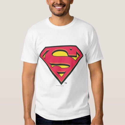 Classic Superman Logo Tee Shirts