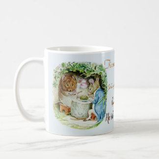 Classic Tale of Johnny Town-mouse Beatrix Potter Coffee Mug