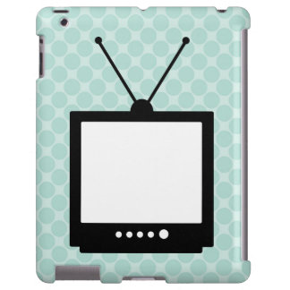 Classic Television Set iPad Case