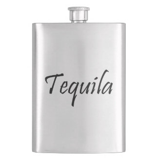 Classic Tequila Flask