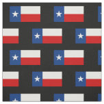 Classic Texas State Flag Fabric