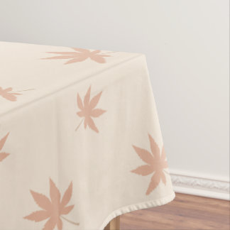 Classic Thanksgiving Autumn Leaves Tablecloth