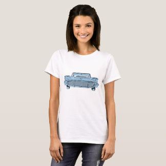 Classic Thunderbird in Blue T-Shirt