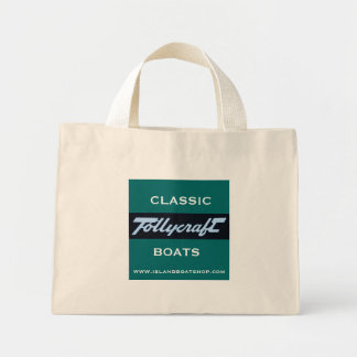 Classic Tollycraft Boats tote bag