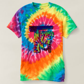 Classic Tommy G Tie Dye Tee! T-shirt