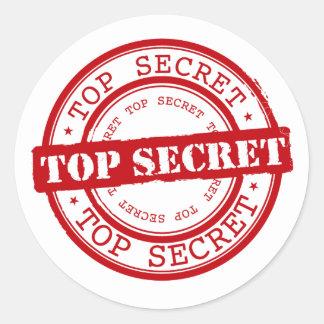 Classic Top Secret Seal
