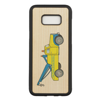 Classic Tow Truck Carved Samsung Galaxy S8+ Case