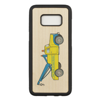 Classic Tow Truck Carved Samsung Galaxy S8 Case