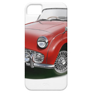 Classic TR3 iPhone 5 Covers