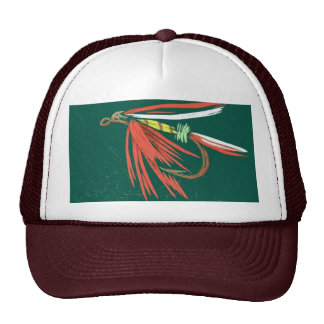 Classic Trout Fly Hat Wet Fly