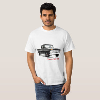Classic Truck image for Men's white t-shirt