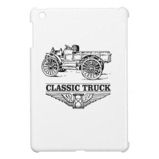 classic truck run iPad mini cover