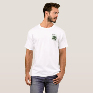 Classic Tuleyome Logo, Men's White T-Shirt
