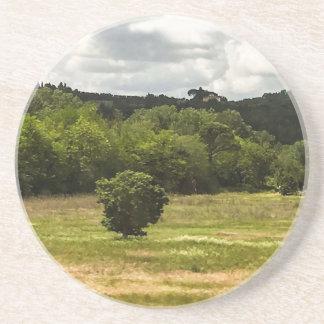 Classic Tuscany Photo Print Coaster