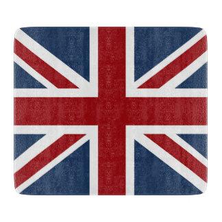 Classic Union Jack Flag Cutting Board