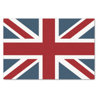 Classic Union Jack Flag Tissue Paper