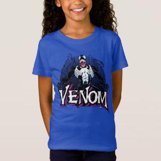 Classic Venom Yell Character Art T-Shirt