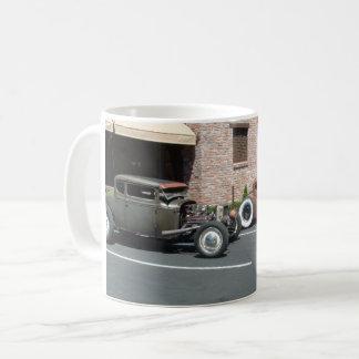 classic vintage  hotrod mug