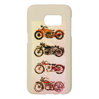 CLASSIC VINTAGE MOTORCYCLES SAMSUNG GALAXY S7 CASE