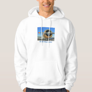 Classic Wasp Junior Vintage Airplane Sweatshirt