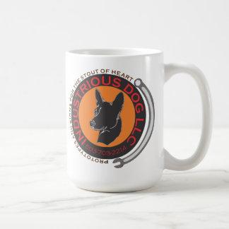 Classic white 15 oz mug