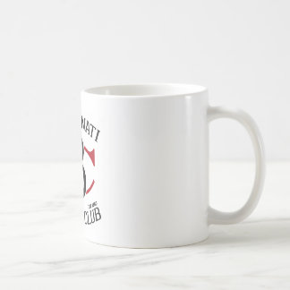 Classic White Mug with Full CCC Logo