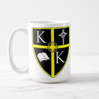 Classic White Shield Mug