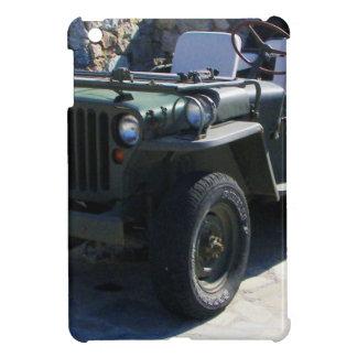 Classic Willy's Jeep. iPad Mini Cases