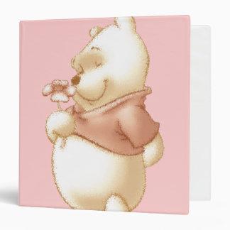 Classic Winnie the Pooh 1 Vinyl Binder