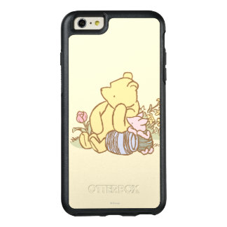 Classic Winnie the Pooh and Piglet 1 OtterBox iPhone 6/6s Plus Case